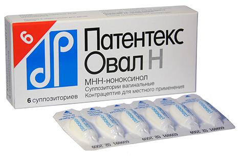 спермицидные кремы вред-мж1